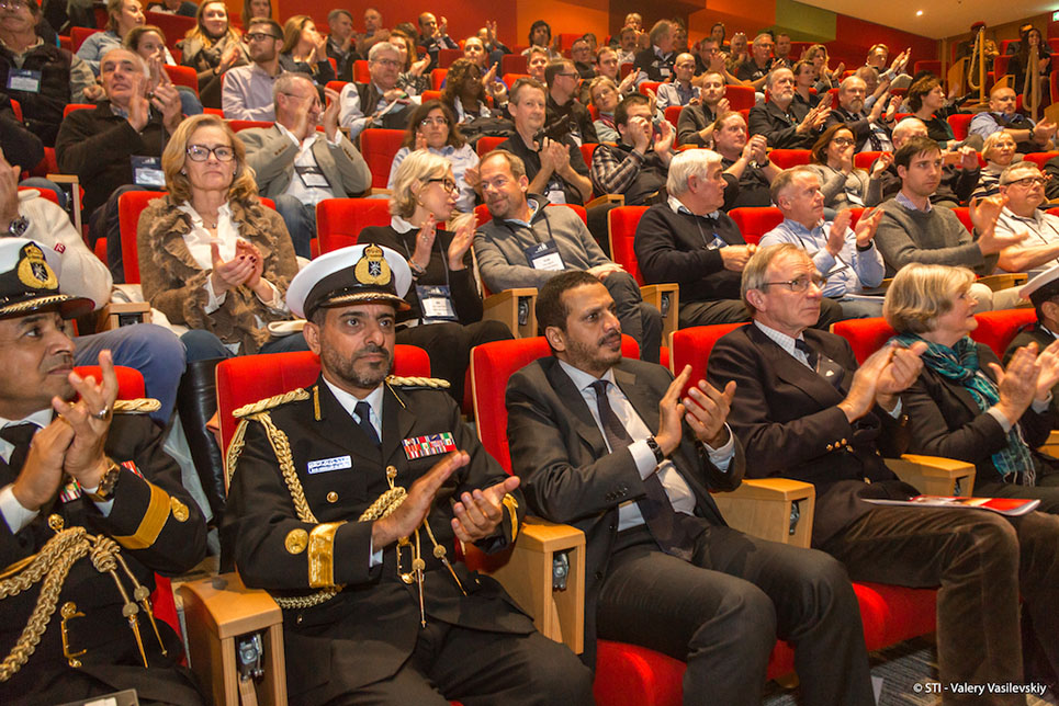 International Sail Training and Tall Ships Conference 2017 Annual Awards