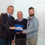 Sail Training Volunteer of the Year - Peter Graham (Australia) (Collected by Steve Moss and Koby Cooke)